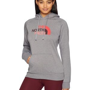 The North Face half dome hoody